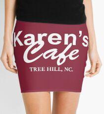 Karen's Cafe Hemd - One Tree Hill, Lucas Scott Minirock