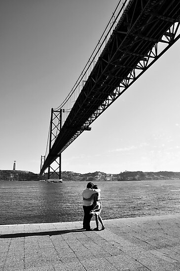 Romantic Lisbon by Tomasz-Olejnik