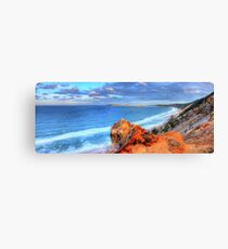 Rainbow Beach - Double Island Point Canvas Print