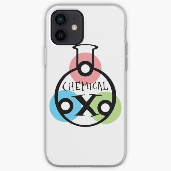 Chemical X Powerpuff Girls iPhone Soft Case