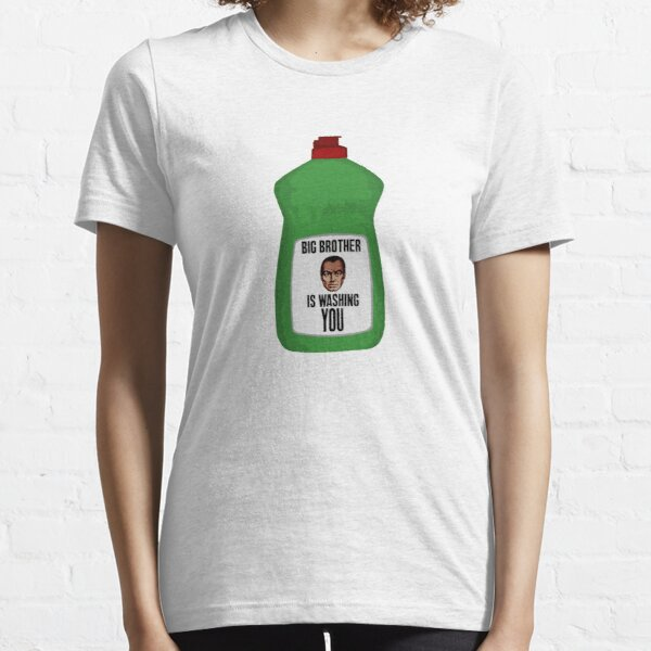 Big Brother is Washing You Essential T-Shirt