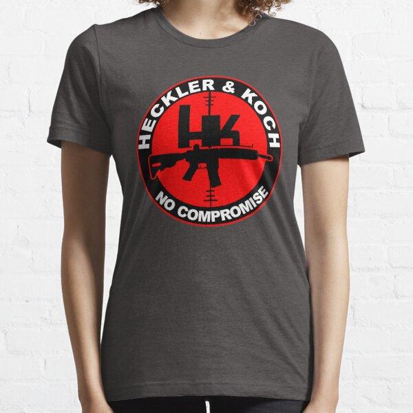 Heckler and Koch Logo Essential T-Shirt