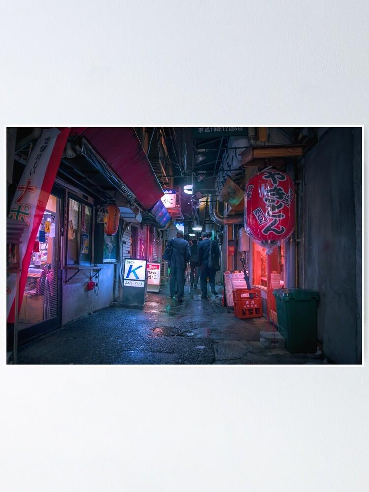 Alternate view of Tokyo Underworld Poster