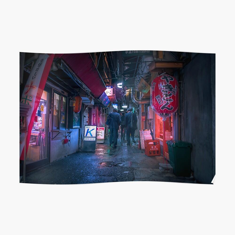 Tokyo Underworld Poster