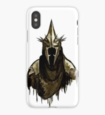Witch King iPhone Case