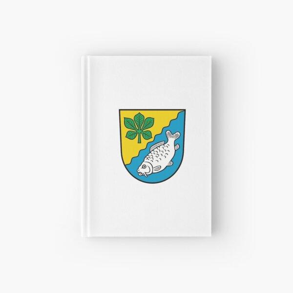 Wappen von Bestensee, Deutschland Notizbuch