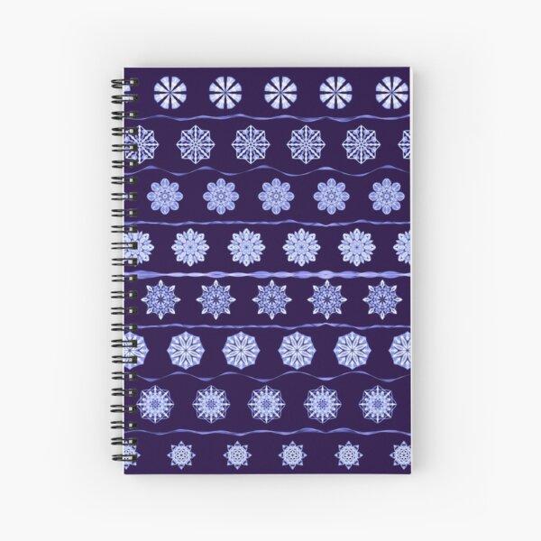 Iced Velvet 2 Spiral Notebook
