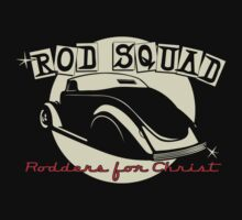 Rod Squad - ver2 ROD SQUAD - Club Shirt - W&S alternative T-Shirt