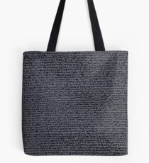 """Dictionary 59"" (single hearted-somnambulism) Tote Bag"
