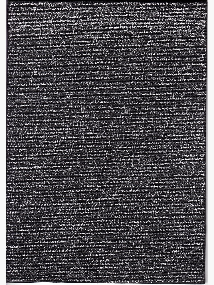 """""""Dictionary 68"""" (washerwoman-wood) by michellelee"""