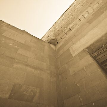 { ancient wall in egypt } by capturedbybrook