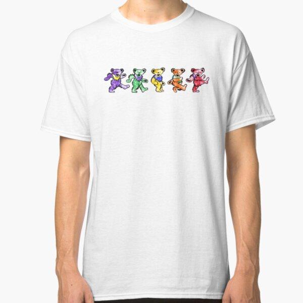 Tie Dye Bears Classic T-Shirt