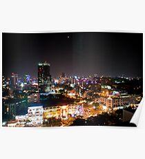 Saigon By Night Poster