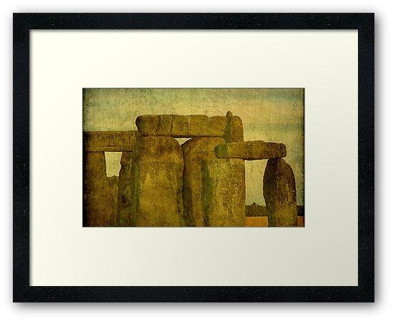 Stonehenge, Amesbury UK  ©  by Dawn Becker