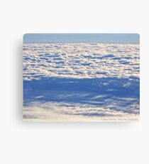 Above the Clouds 2 Canvas Print