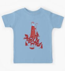 Herding Cats Kids Tee