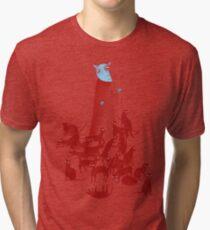 Herding Cats Tri-blend T-Shirt