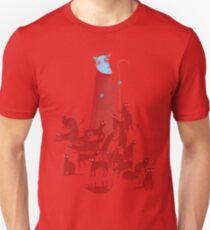 Herding Cats Unisex T-Shirt