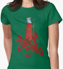 Herding Cats Women's Fitted T-Shirt