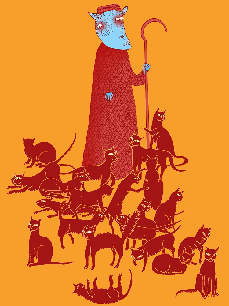 Herding Cats | Unisex T-Shirt