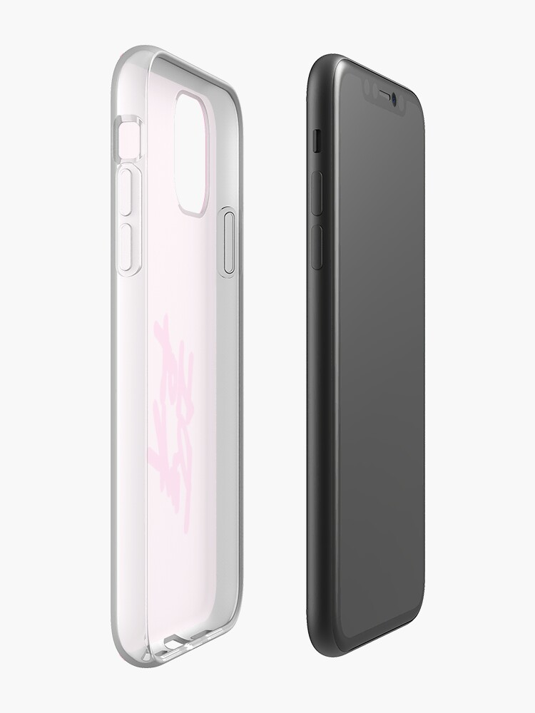 "apple 5s hülle | ""Doja-Katze - Pink-Logo"" iPhone-Hülle & Cover von vcfc"