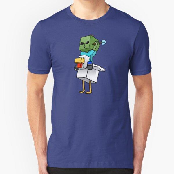 Chicken Jockey Slim Fit T-Shirt