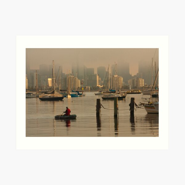 Williamstown Art Print