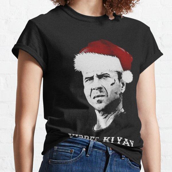 Yippe Ki Yay T-shirt classique