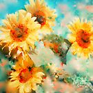 Sunflowers SUPPORT JAPAN EARTHQUAKE AND TSUNAMI RELIEF by rosalin