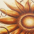 sunflower  by Thomas Jacobson