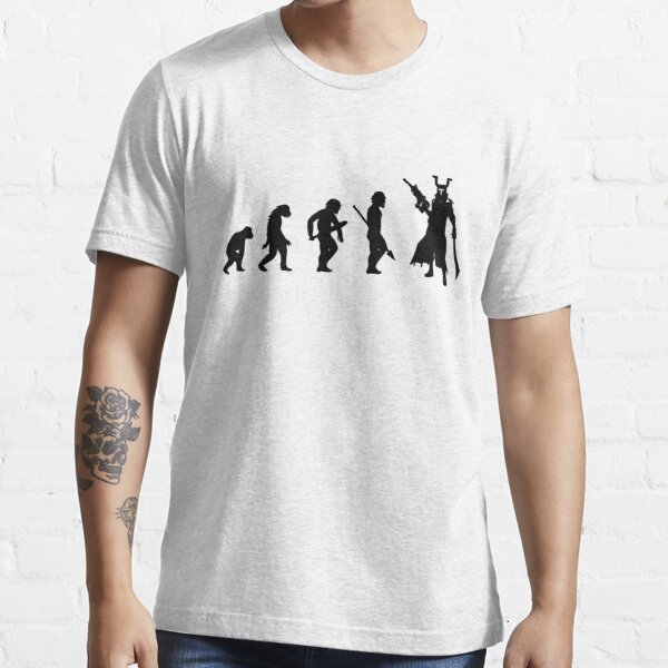Online Game Evolution of Man Gamer Gaming Kids T-Shirt Geek Console