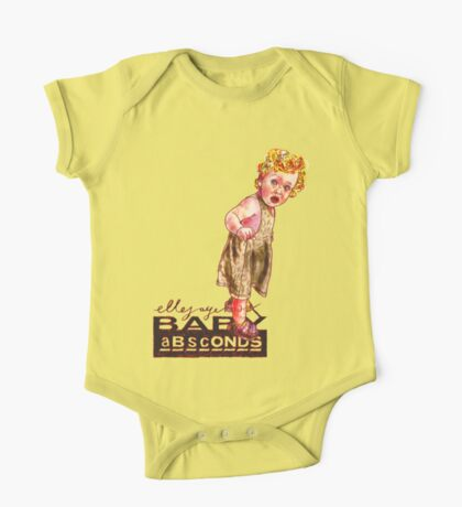 BABY aBscONDS: Ahlyra Kids Clothes