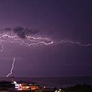 Maroochydore storm by Stecar