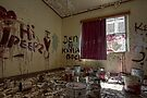 The paint room by Jocelyn  Parry-Jones