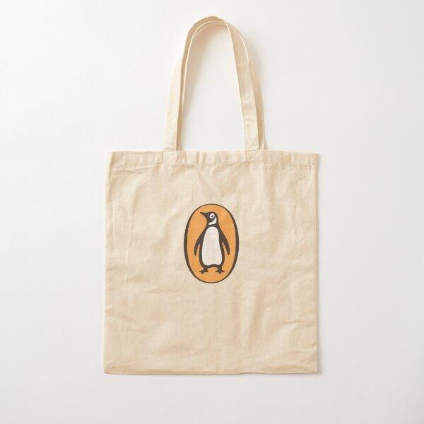 Grupo pingüino Bolsa de algodón