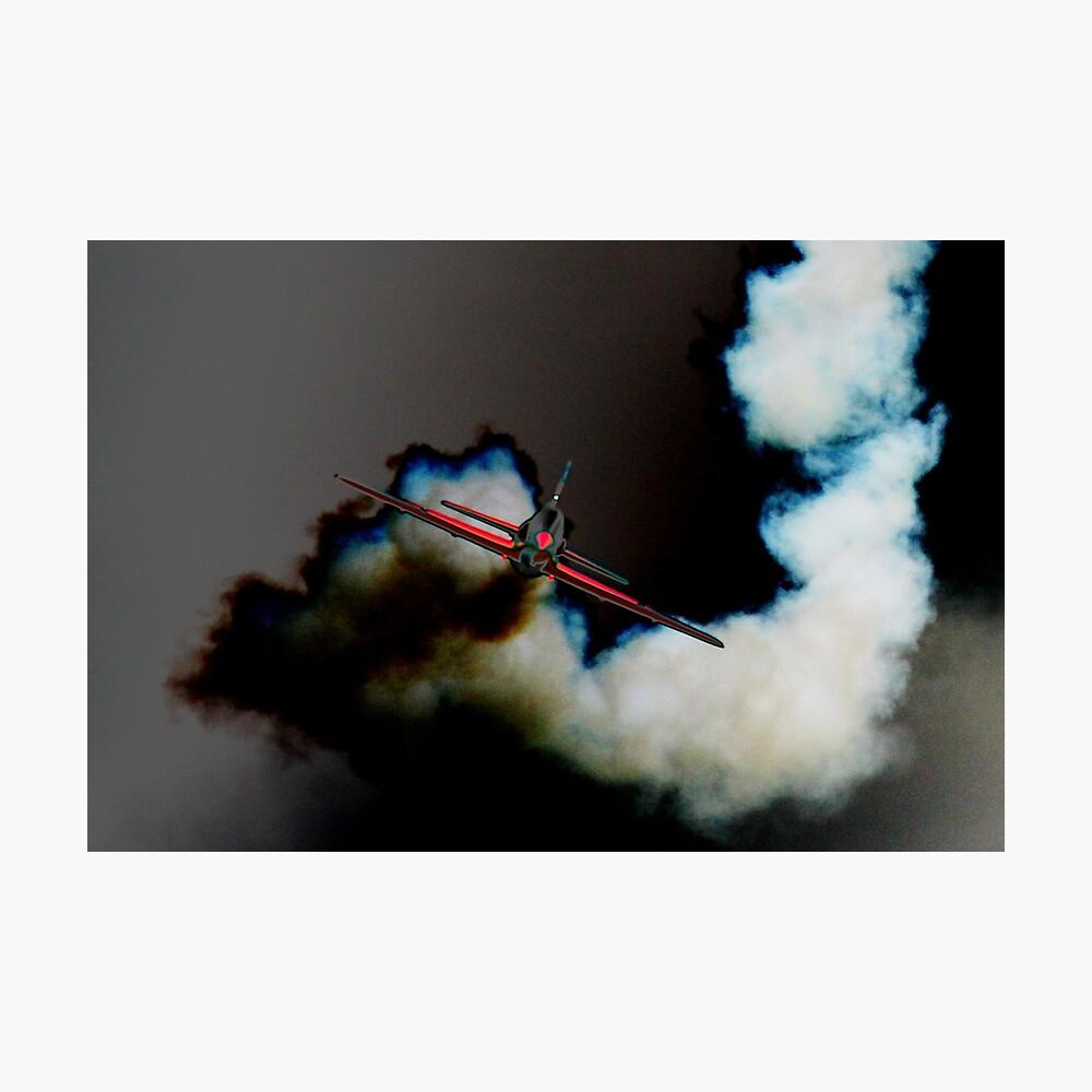 Flight 3 Photographic Print