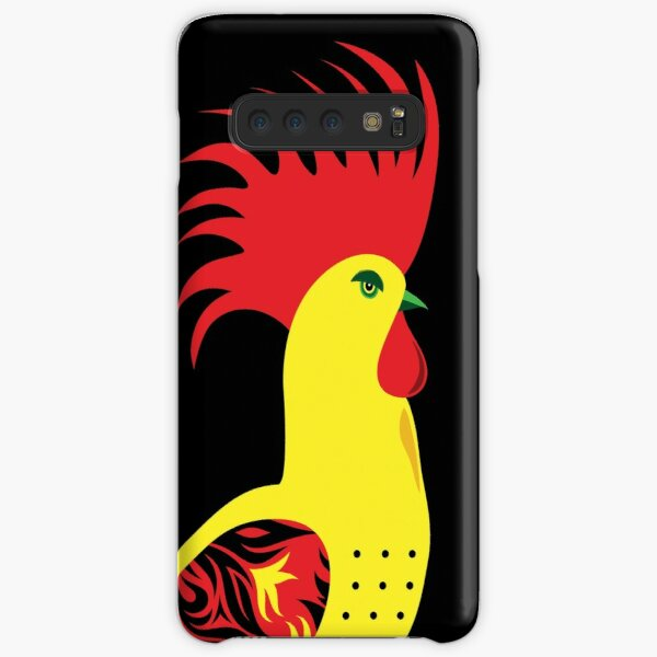 Colourful rooster Samsung Galaxy Snap Case