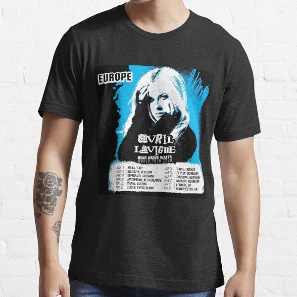 avril lavigne tour 2020 coklat Essential T-Shirt