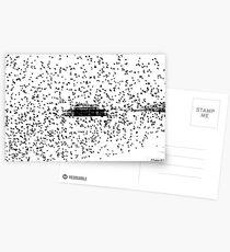 Starlings_Brighton West Pier_Silhouette Postcards
