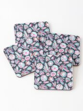 Kaleidoscope Crystals  Coasters