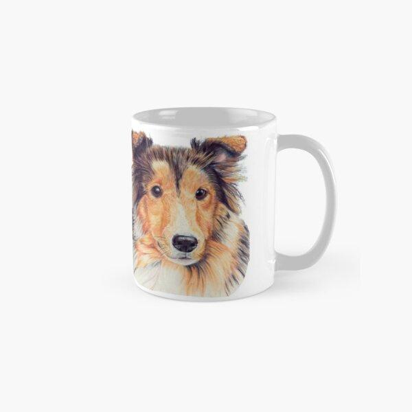 Shetland sheepdog cp Classic Mug