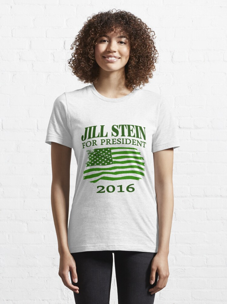 Alternate view of Jill Stein for president 2016 Essential T-Shirt