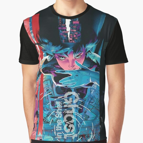 Ghost In The Shell T Shirts Redbubble
