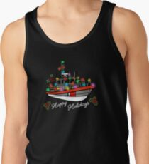 Coast Guard Lighted Boat Parade 45 RB-M Tank Top