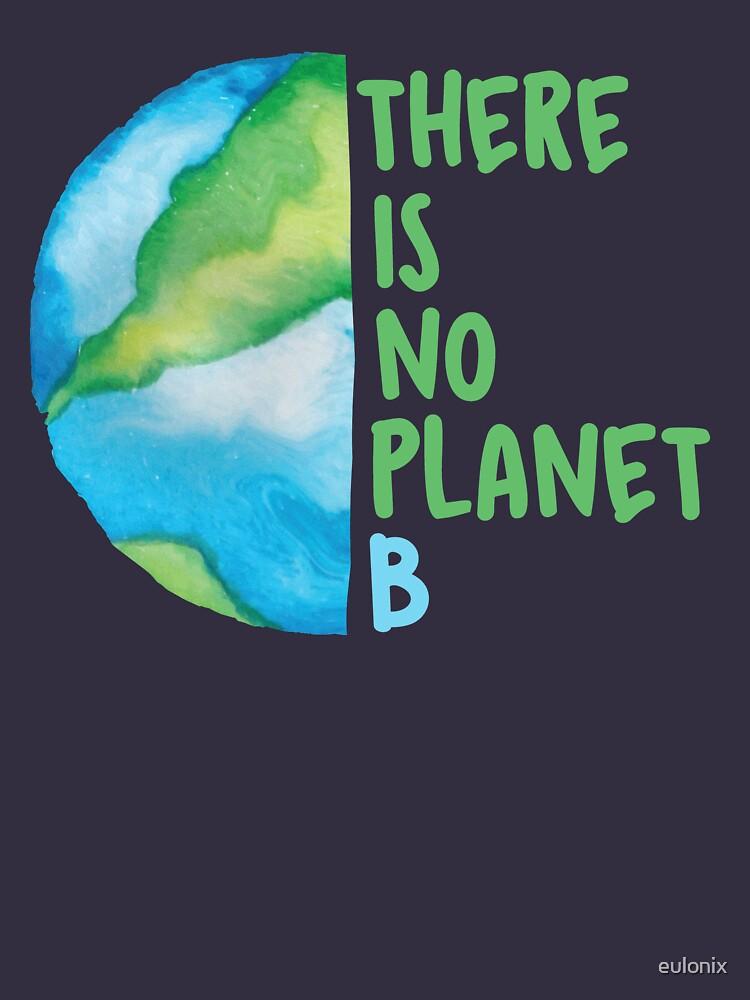 No Planet B by eulonix