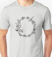 Animal Circle Unisex T-Shirt