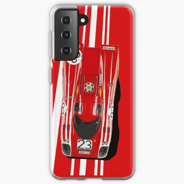 Porsche 917 1970 Salzbourg Coque souple Samsung Galaxy