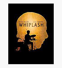 Whiplash Photographic Print