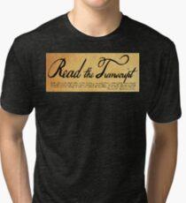 Read The Preamble Tri-blend T-Shirt