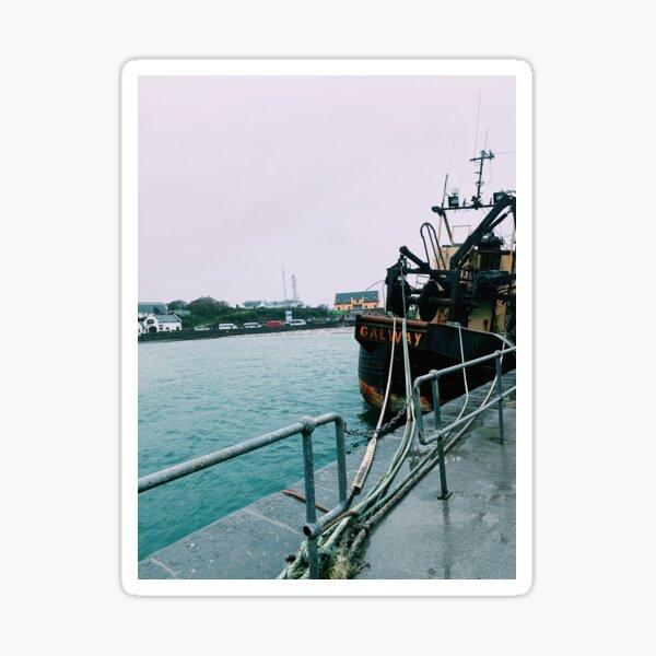 Inishmore Boat Sticker